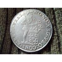 Талер зильбер дукат 1784 г. Отличный