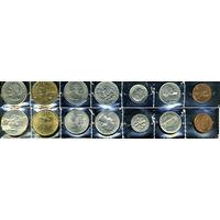 США, 7 монет