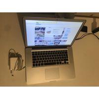 Apple MacBook Pro 15 mid 2010 i5 2,53ghz 8gb SSD 250gb ноутбук