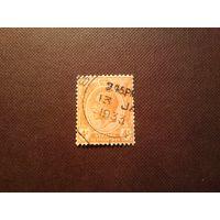 Малайские штаты  1929 г. Стрейтс-Селттменс. Георг -V.