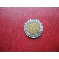 1 фунт 2008 года Египет (р)