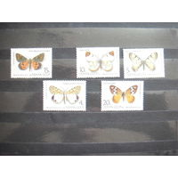 СССР фауна бабочки серия MNH** (2-4)