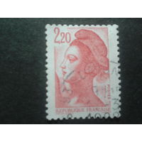 Франция 1985 стандарт 2,20