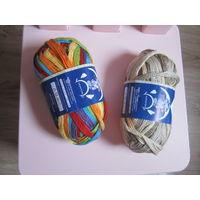 Финская пряжа для шарфа