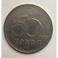 50 форинтов 1995 Венгрия