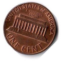 США. 1 цент. 1984 г.