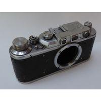"""Фотоаппарат """"Зоркий"""" номер 456775. Не  исправный. Шторки на месте, не работают выдержки."""