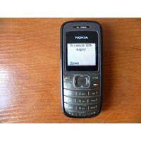 Мобильный телефон б.у. Nokia 1208. В комплекте з.у