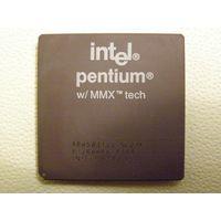 Процессор INTEL Pentium с MMX Tech