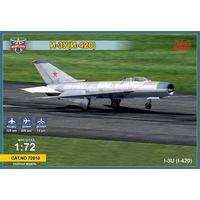 Modelsvit 72010 1/72 Советский перехватчик И-ЗУ (И-420)