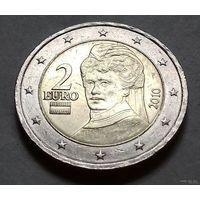 2 евро, Австрия 2010 г.