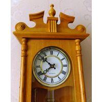 Настенные кварцевые часы с мелодией