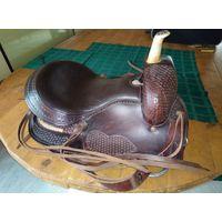 Седло для верховой езды на лошади Германия