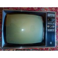 """Телевизор черно-белый  """"Рассвет-307""""  1979 год СССР"""