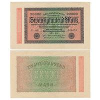 Германия. 20000 марок 1923 г. [P.85]
