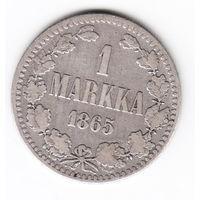 1 марка 1865г