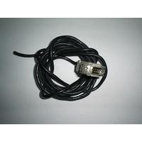 Штекер с разъемом DB-9 и кабелем 2.5м.