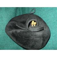 Шляпка винтажная