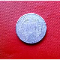 82-02 Румыния, 1000 лей 2001 г.