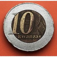 123-04 Ангола, 10 кванз 2012 г.