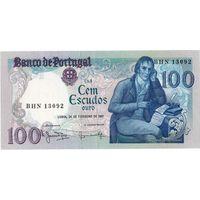 Португалия, 100 эскудо, 1981 г., XF