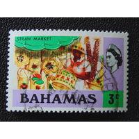 Багамы. Соломенный рынок.