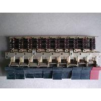 Блок переключателей П2К с клавишами