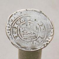 Пражский грош Карл I 1346-1378 (Поздний вес - 2.7 гр.)