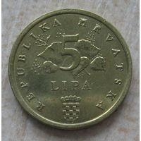 Хорватия 5 липа 2011 год