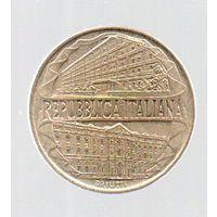 Италия. 200 лир 1996