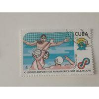 Куба 1989. 11 ПанАмериканские игры