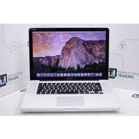 "15.4"" Apple Macbook Pro 15 A1286 (Mid 2010) Core i5-450M (8Gb, 128Gb, GT 330M). Гарантия"