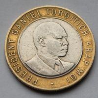 Кения, 10 шиллинг 1997 г
