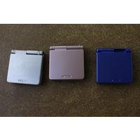 Корпуса Game Boy Advance SP
