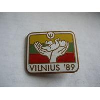Вильнюс -89. т.м