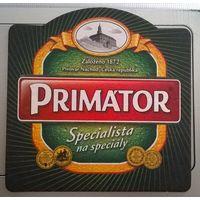 Primator подставка под пиво (Чехия)