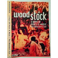 Woodstock - 3 Days Of Peace & Music (DVD10)