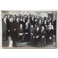 Княжна Эльжбета Радзiвiл с группой товарищей Несвиж размер 11х17 см