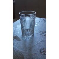 Хрустальные стаканы 7 шт