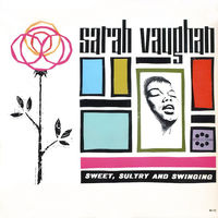 Sarah Vaughan, Sweet, Sultry And Swinging, LP 1963