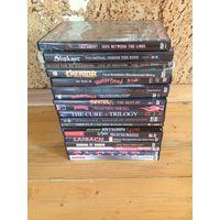 Коллекция музыкальных DVD