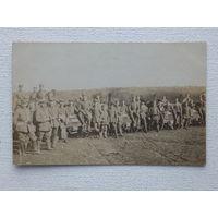 Германцы 1 Мировая война  9х14 см