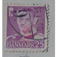 Король Фредерик IX. Дания. Дата выпуска:1955-04-27