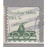 Железная дорога США  Транспортная проблема 1981 -1984г  лот 2