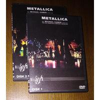 Metallica - S&M (2 DVD) 2000 Двойной концерт с симфоническим оркестром