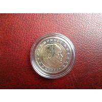 2 Евро Монако 2002 г.