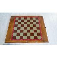 Огромная шахматная доска. 72х60 не с рубля.