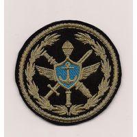Шеврон Украины(Командование и штаб ВМС ВС Украины)