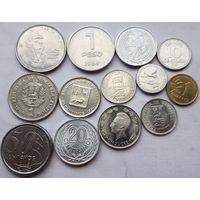 Монеты Южной и Северной Америки