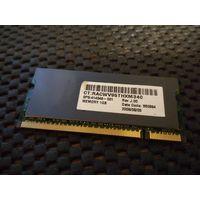 Модуль памяти для ноутбука SAMSUNG m4 70t2864qz3-ce6 1 ГБ DDR2-667 DDR2 SDRAM  + Торг